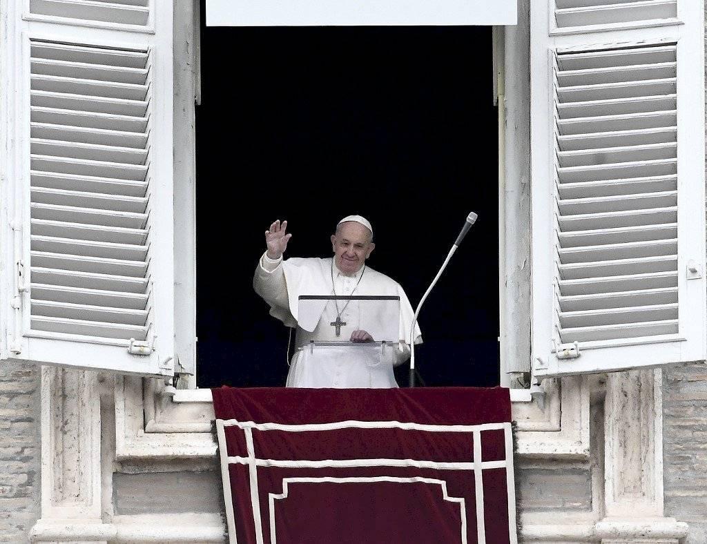 Papa Francisco resfriado