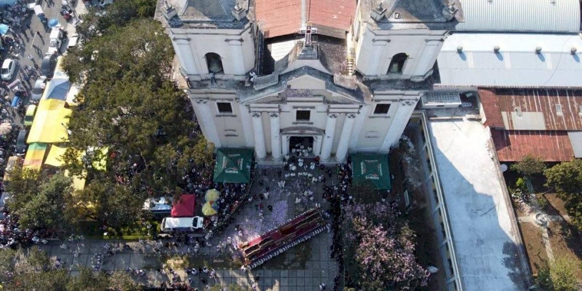 """Conferencia Episcopal de Guatemala: """"Nada está suspendido"""""""