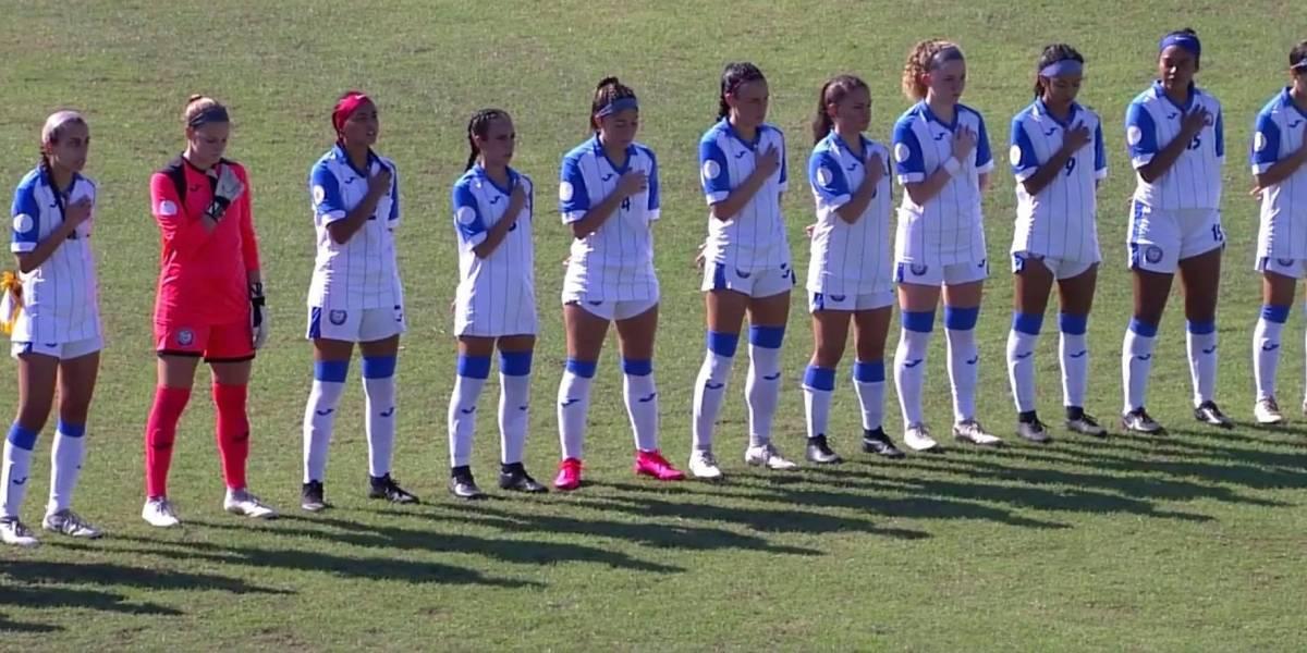 Selección femenina de Puerto Rico pierde en tanda de penales con Trinidad & Tobago
