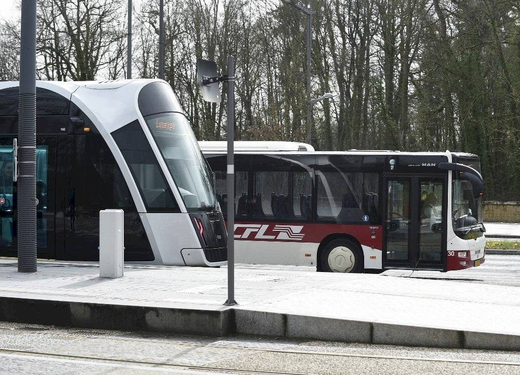 Luxemburgo transporte