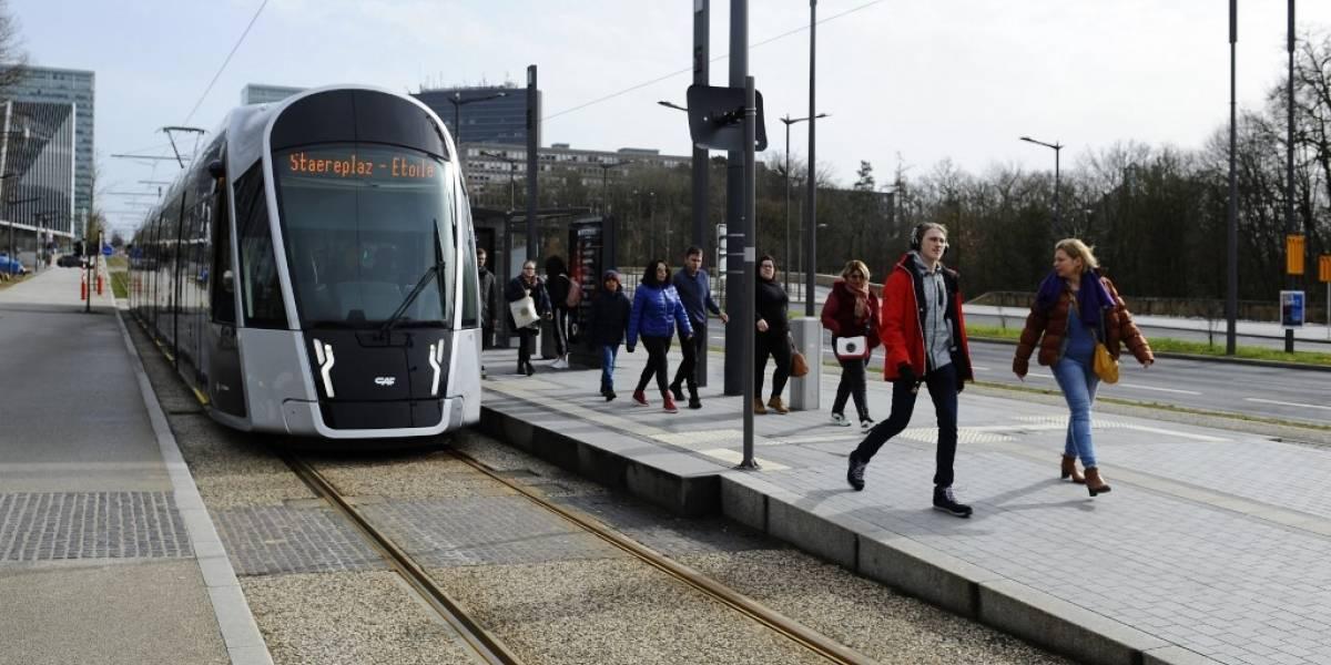 Tomen nota: Luxemburgo se convierte en el primer país con el transporte público gratuito