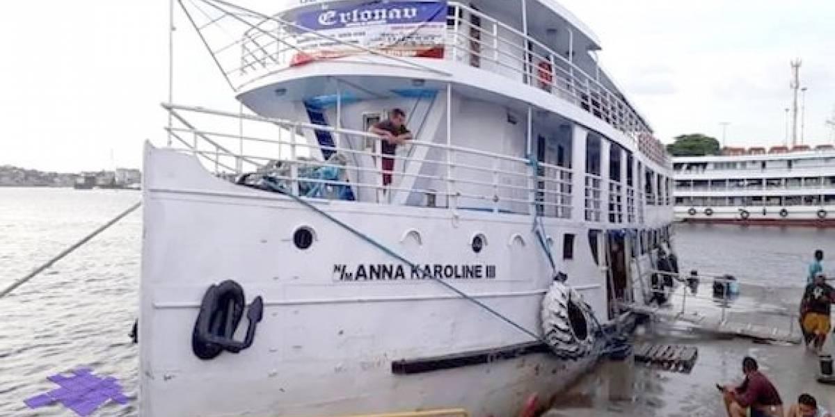 Amapá: Número de mortes em naufrágio chega a 33