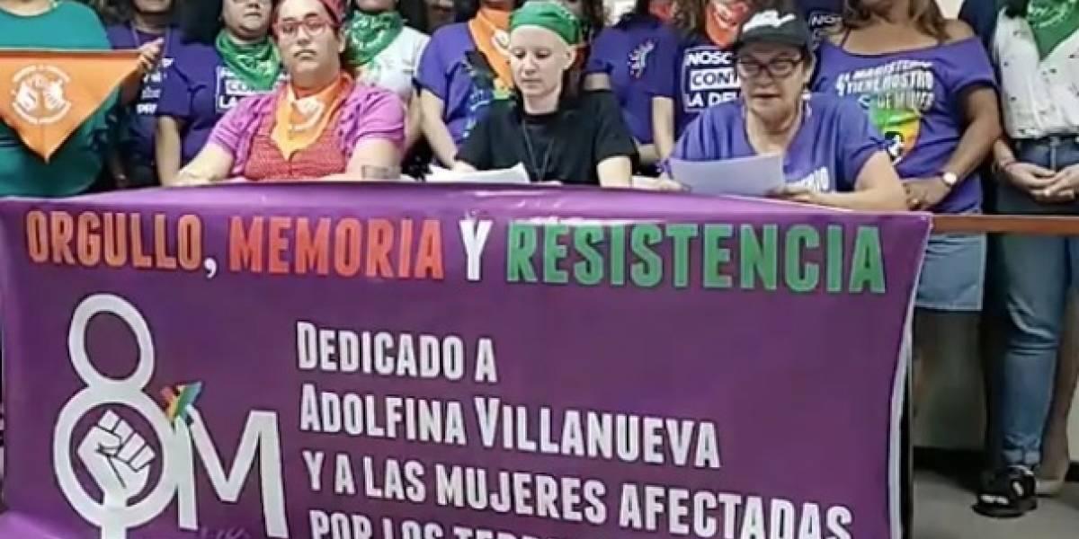 Exigirán derechos para la mujer y la comunidad LGBTTQIA