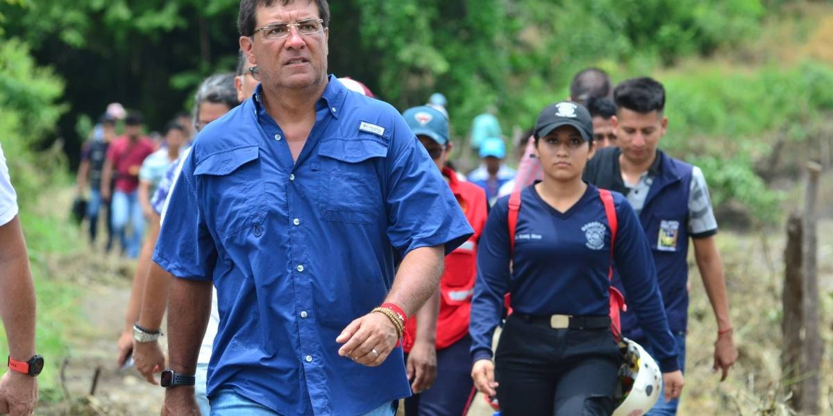 Gobierno del Guayas atiende zonas rurales por invierno