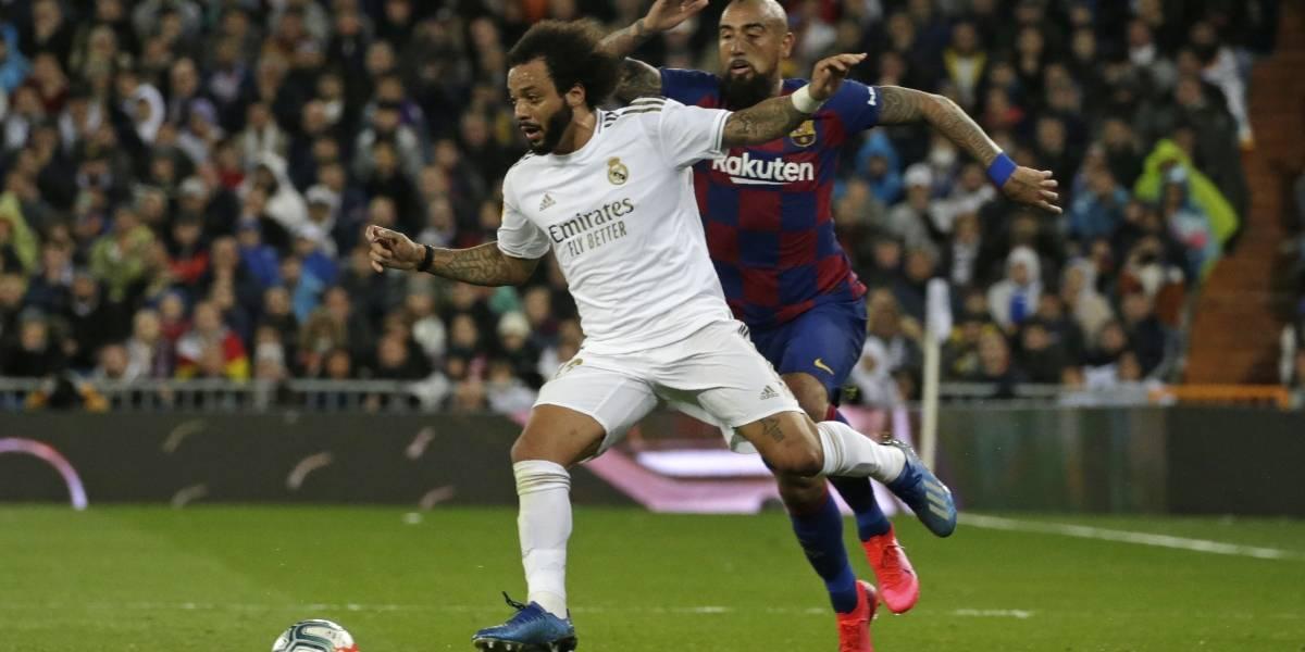 """Vidal quedó """"tocado"""" tras el Real Madrid-Barcelona: """"Insufla espíritu de combate, pero no tiene sintonía fina"""""""