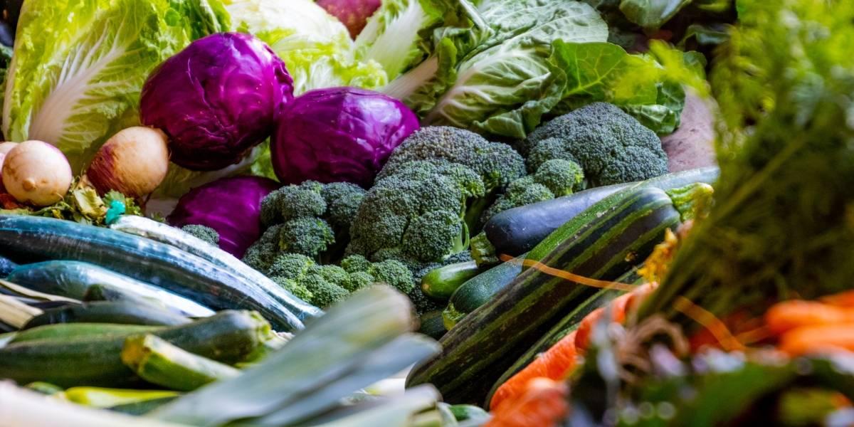 Esta é a maneira certa de limpar legumes e verduras para evitar doenças