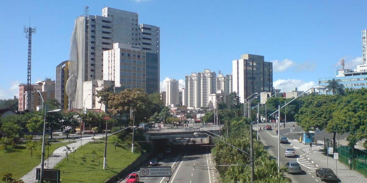 Avenida Perimetral, em Santo André, começa a ser recapeada nesta segunda-feira