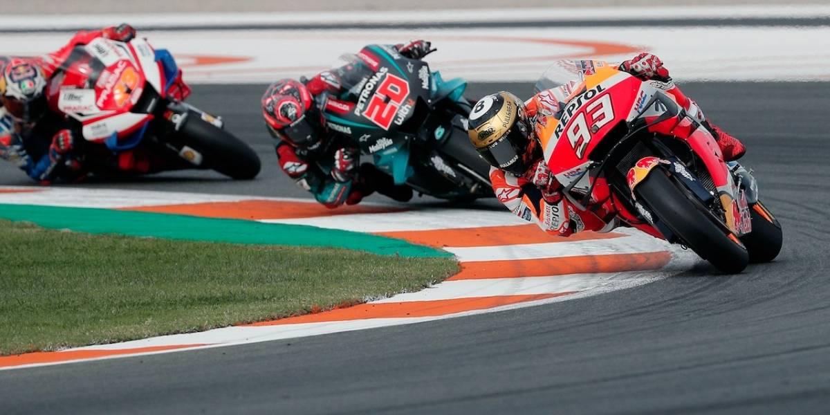 ¡Un deporte más a la lista! Cancelan la primera carrera del MotoGP a causa del coronavirus