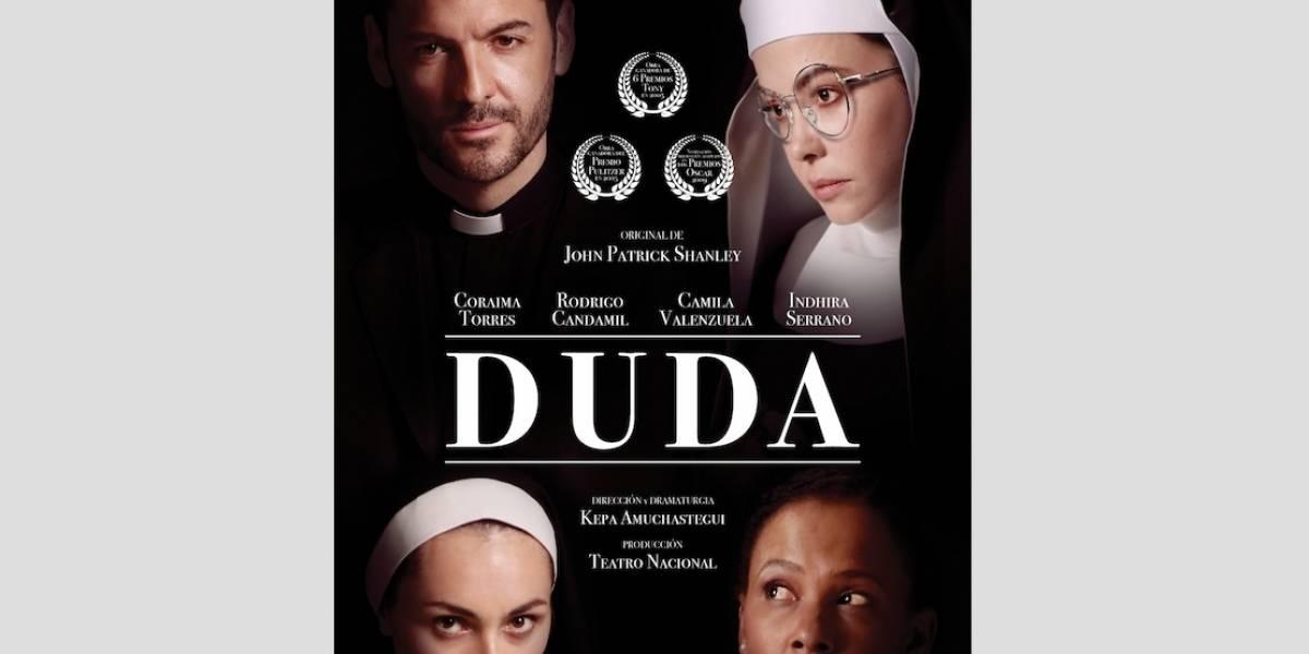 'La duda', nueva obra del Teatro Nacional