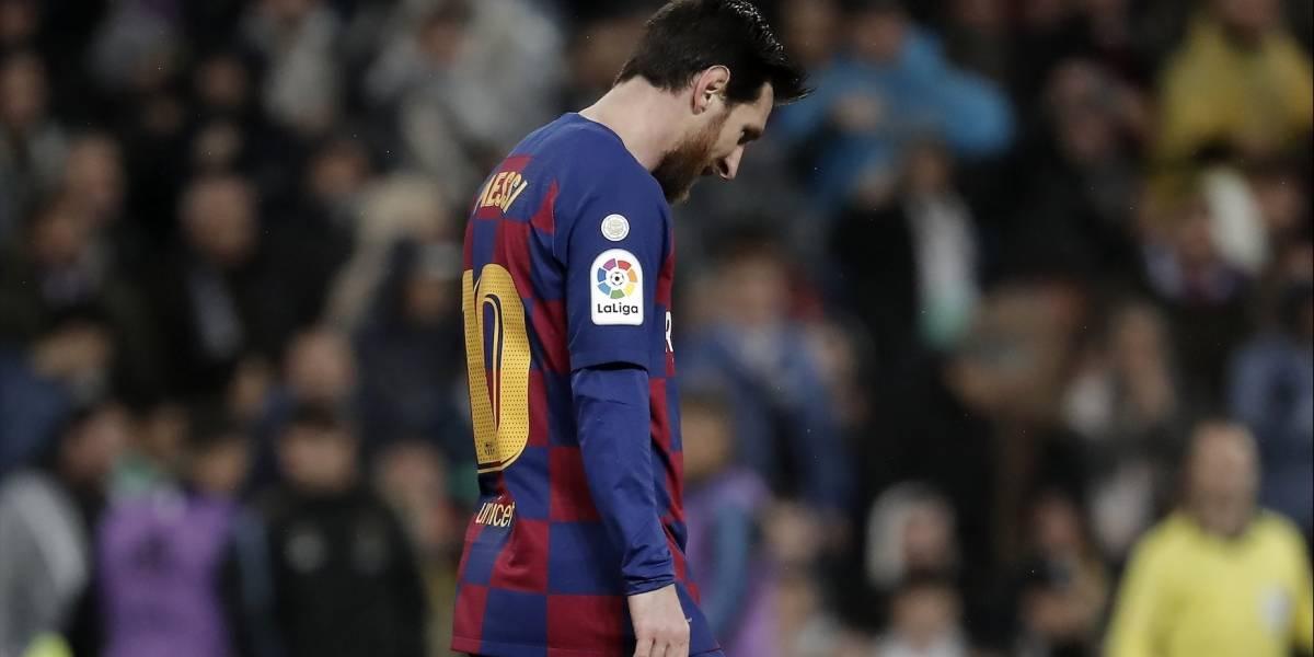 """Llueven críticas contra panelista de 'El Chiringuito' por afirmar que """"Messi parece un exjugador"""""""