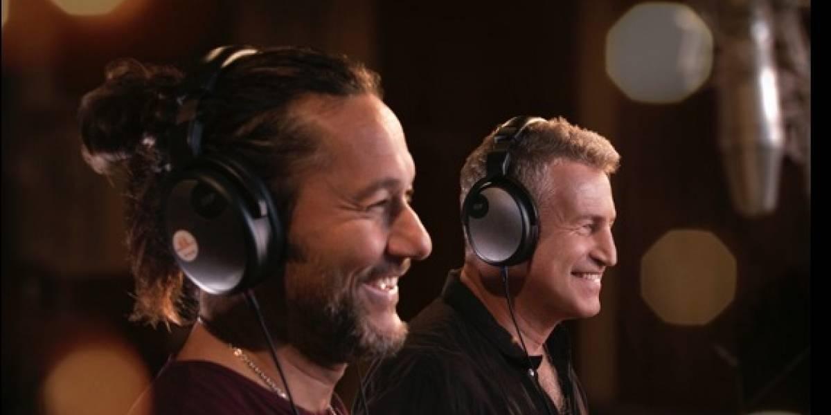 Leonid Agutin y Diego Torres lanzan la canción, 'Quédate'