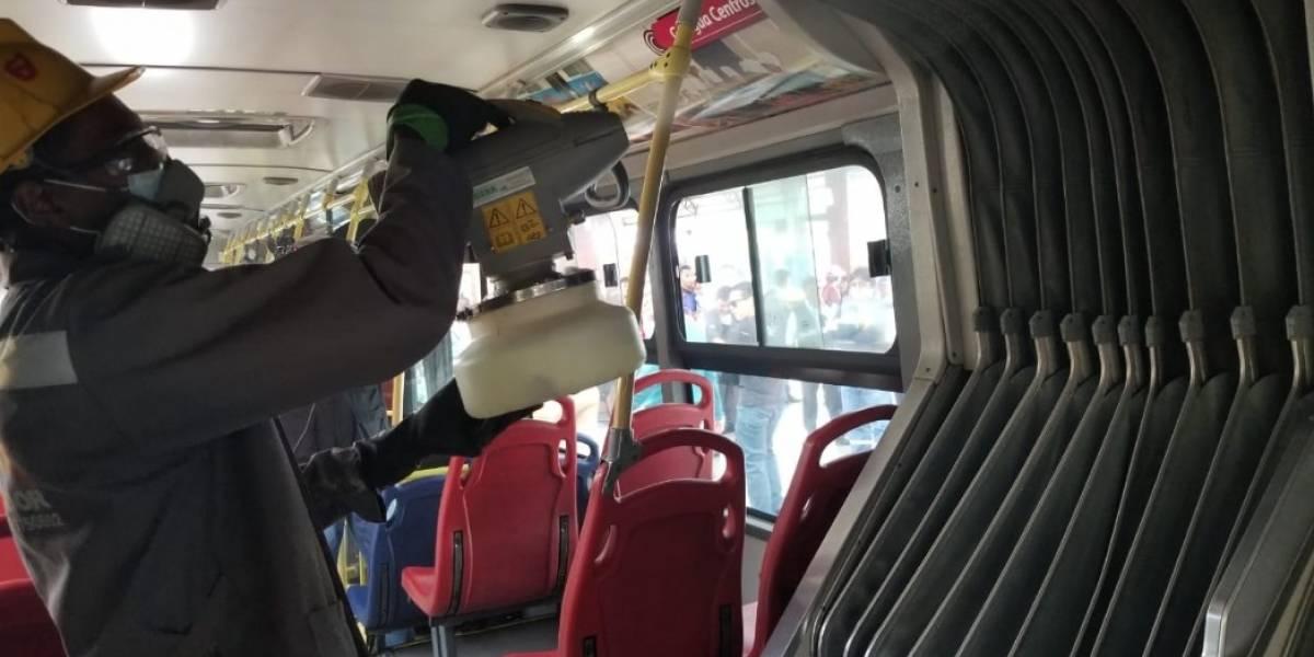 Quito tiene fecha tentativa para que el transporte público opere al 40%