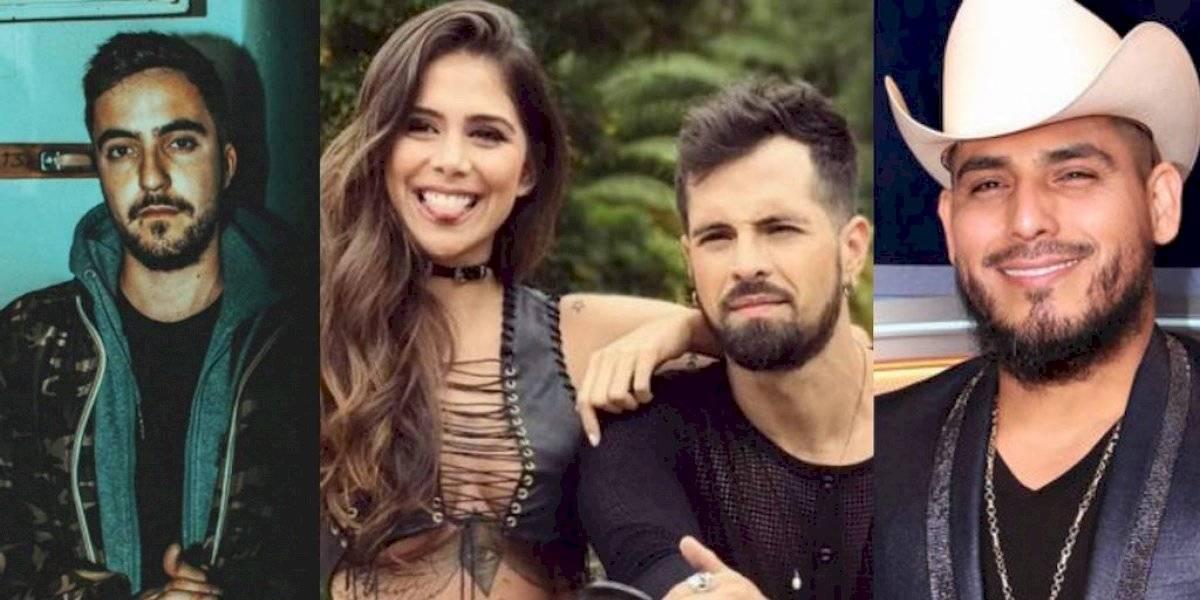 Estos son los artistas que se presentarán en concierto este mes en Guatemala