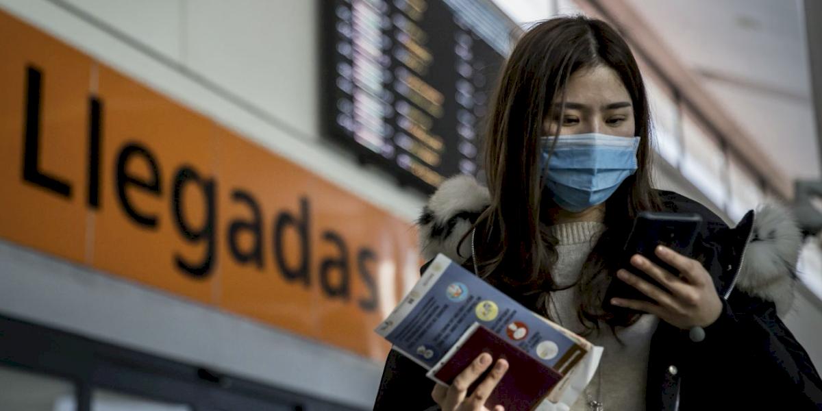 El Coronavirus puede cambiar tus planes de viaje ¿Qué hacer y cómo protegerte si viajas?