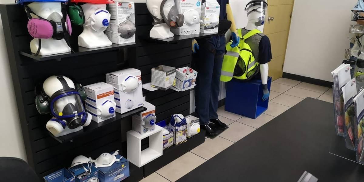 Diaco impone multas por publicidad engañosa en operativo por precios de mascarillas