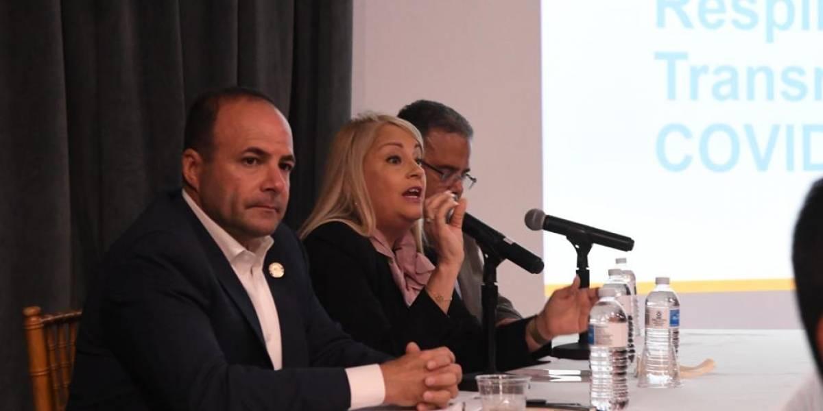 Wanda Vázquez asegura que el gobierno está preparado para el coronavirus