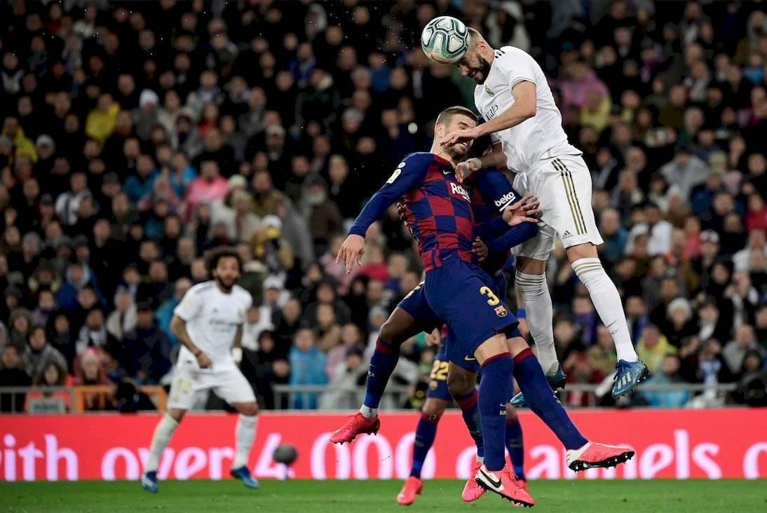 Gerard Piqué lanza dura crítica al Real Madrid