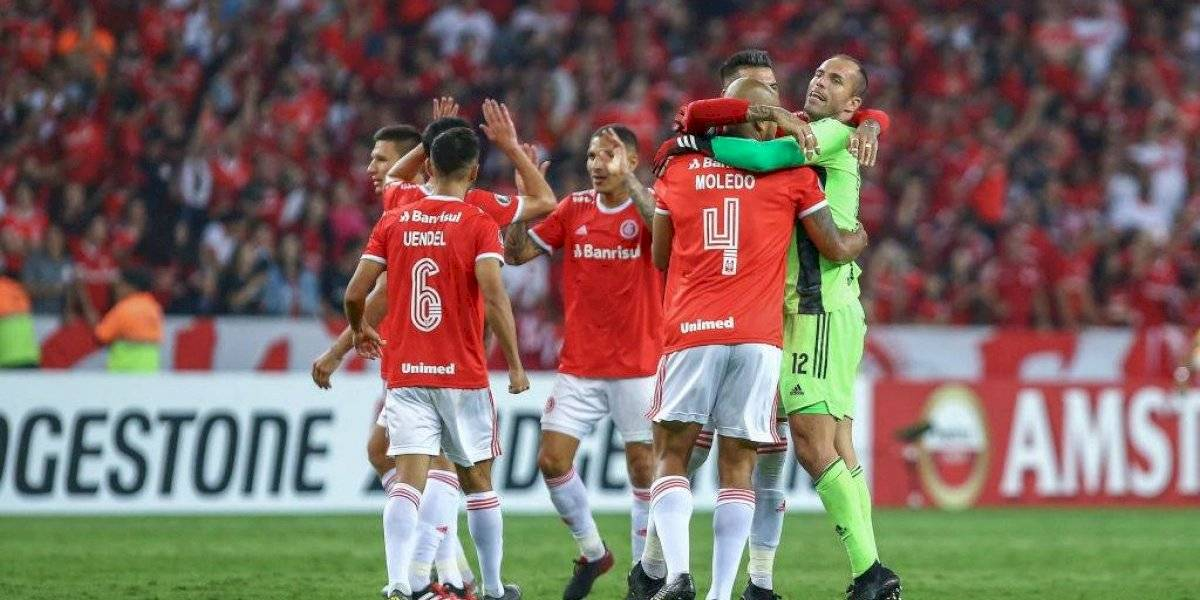 Sin D'Alessandro: La oncena titular que prepara Inter de Porto Alegre para recibir a la UC por la Copa Libertadores