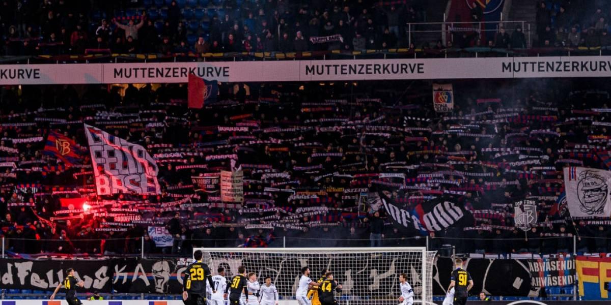 Suiza suspende la liga de fútbol hasta fines de marzo tras aumento de contagiados por Coronavirus
