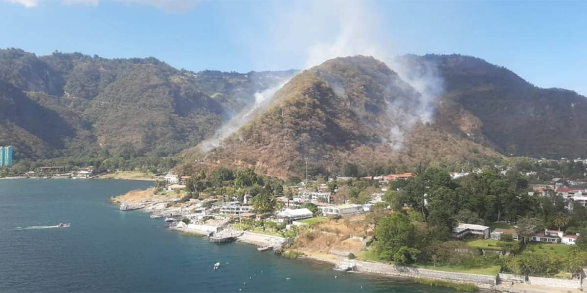 Afectadas por incendios forestales más de 200 hectáreas de áreas protegidas
