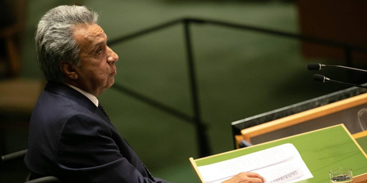 """Presidente Lenín Moreno sobre el coronavirus: """"la peor epidemia es el pánico"""""""