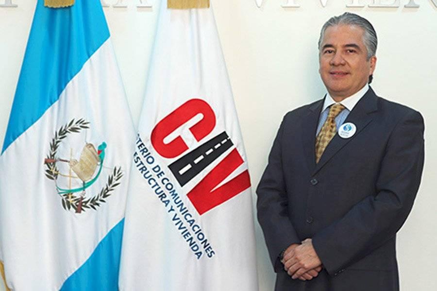 Mariano Díaz Cuevas, viceministro de Transporte