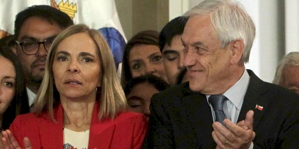 """Ministra Plá tuvo que explicar polémica frase de Piñera en promulgación de """"Ley Gabriela"""""""