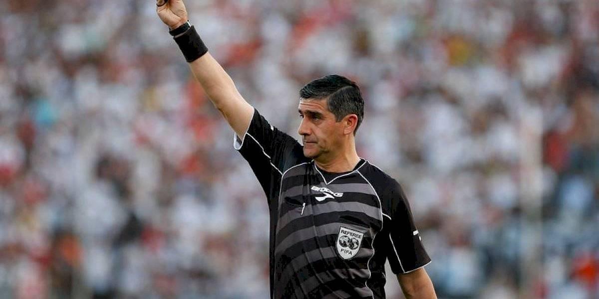 """Carlos Chandía: """"Cuesta mucho encontrar árbitros de buen nivel y que sean lumbreras, eso ocurre de tanto en tanto"""""""