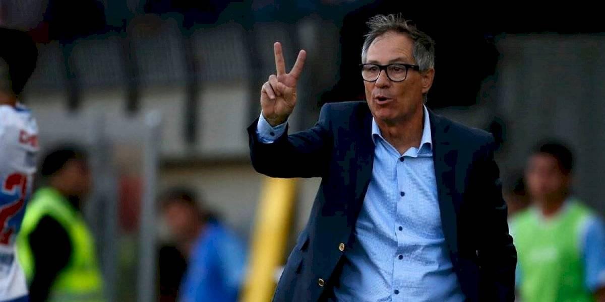 """Holan en modo Libertadores: """"Hacer una gran copa es competir y cuando uno compite tiene posibilidades de ganar"""""""