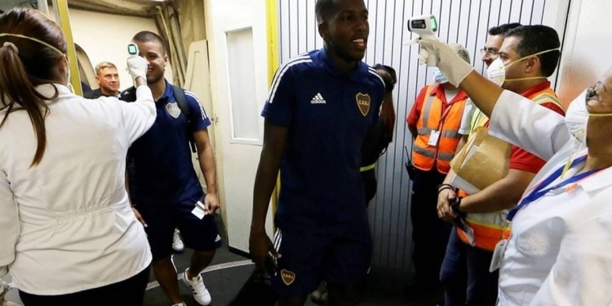 La amenaza del Coronavirus enciende las alarmas en la Copa Libertadores