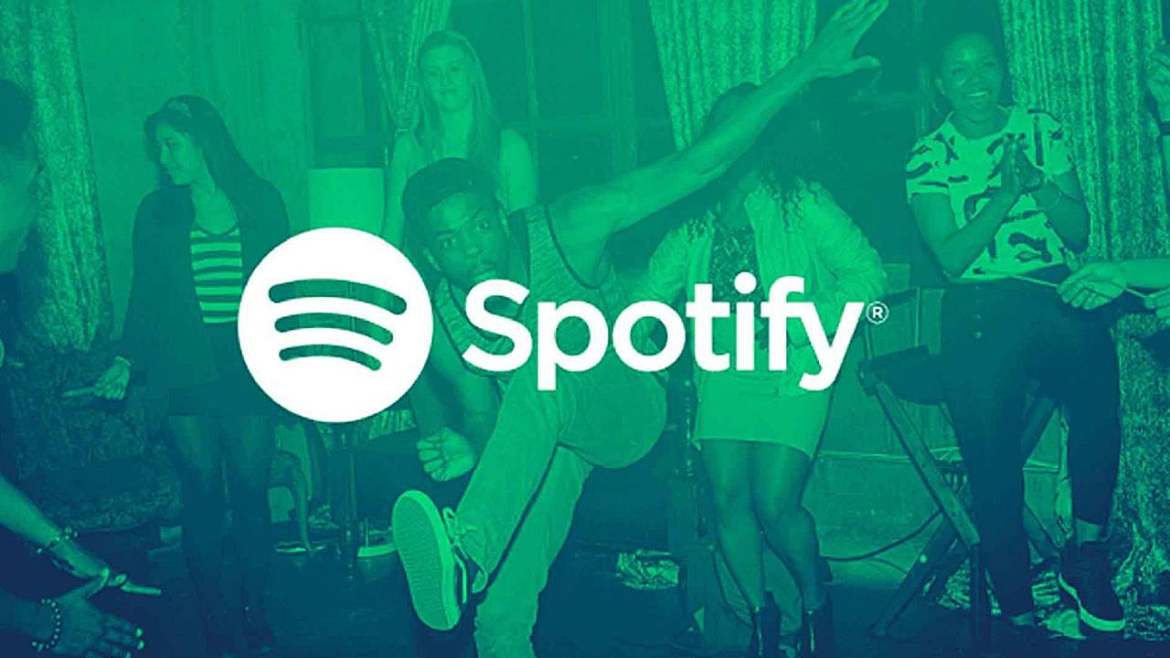 Spotify diseño