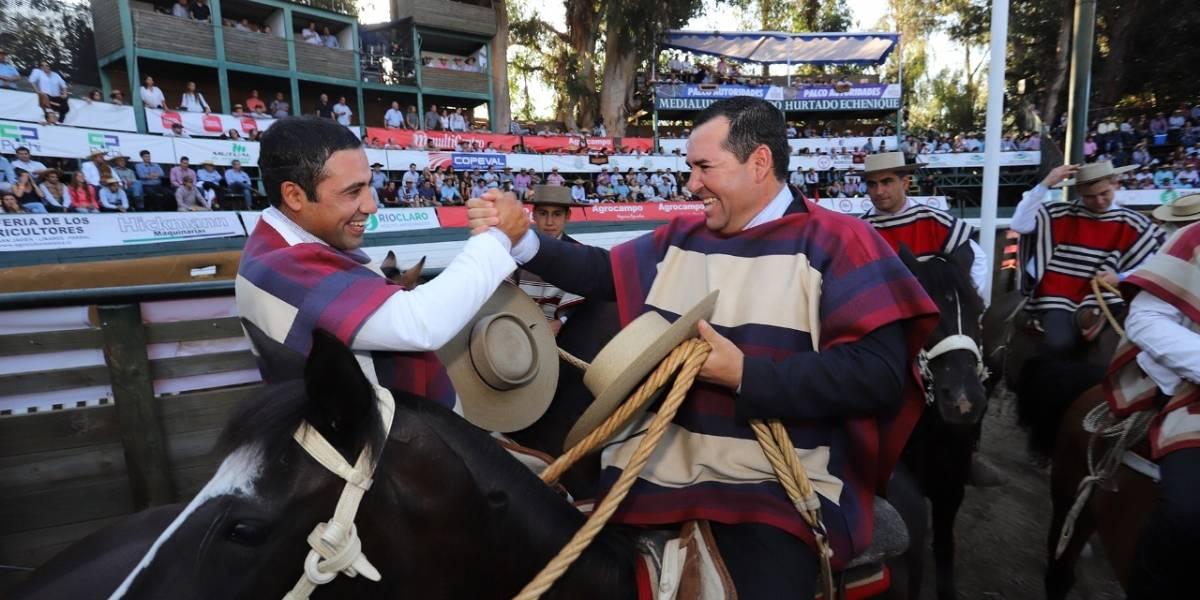 En la ruta a Rancagua, los curicanos ganan en el Clasificatorio Zona Centro del rodeo