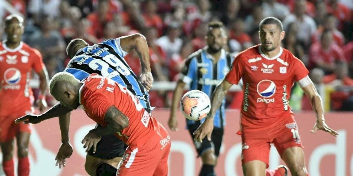 Tabla de posiciones del grupo E de la Copa Libertadores ((Actualizada))