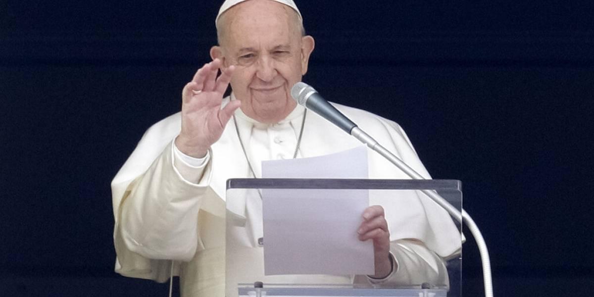 "Papa Francisco dio negativo a ""test"" por coronavirus, según medio italiano"