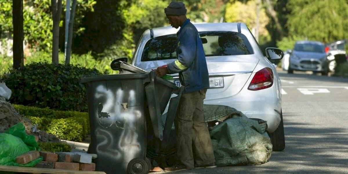 Golpeada por apagones, Sudáfrica entra en recesión