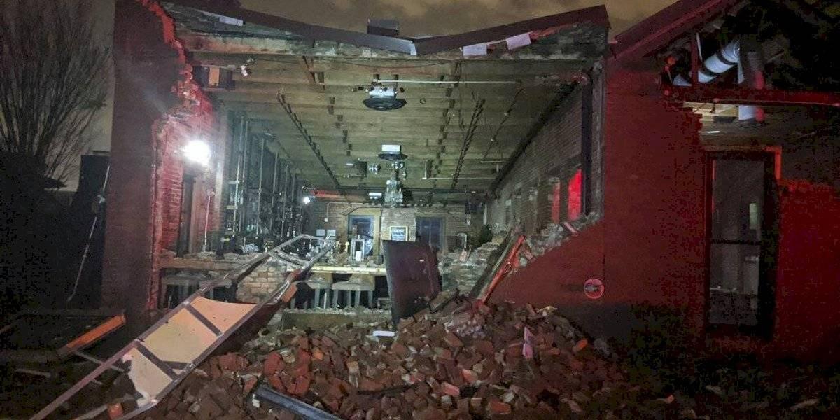 Tornados dejan nueve muertos en Tennessee
