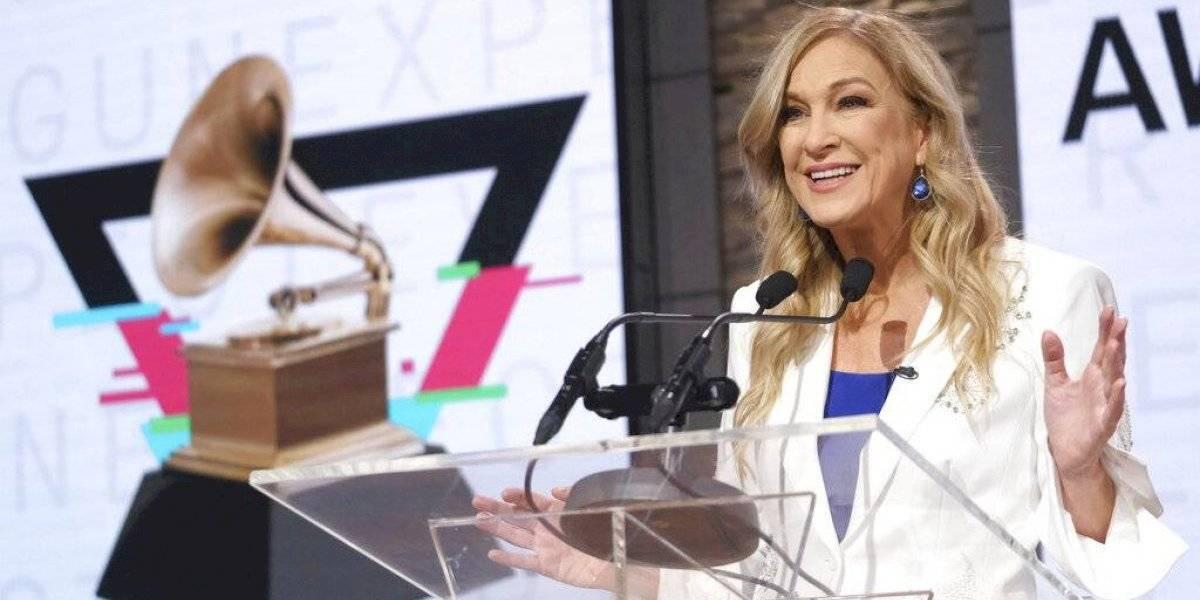 Academia de Grammy despide a presidenta destituida