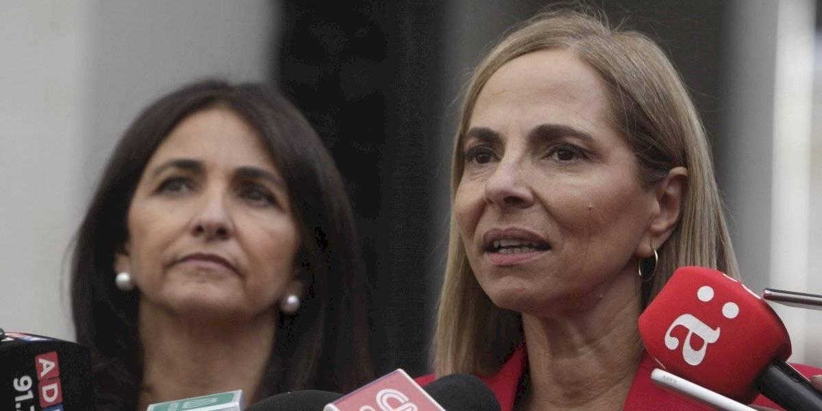 """""""Es un logro del movimiento feminista"""": Coordinadora 8M celebra renuncia de ministra Plá"""