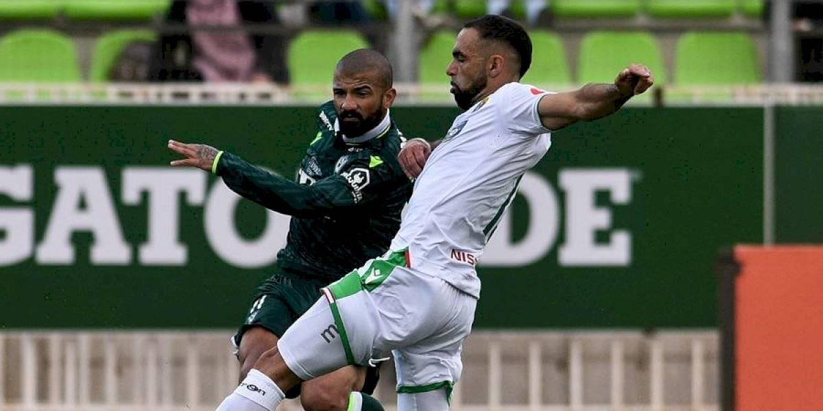 Wanderers y Audax repartieron puntos en guerra de goles en Valparaíso