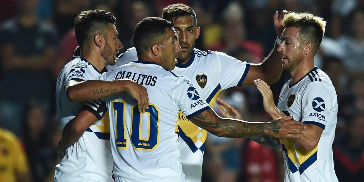 Caracas vs. Boca Juniors | El Xeneize, con la mente en la Superliga, debuta en la Libertadores