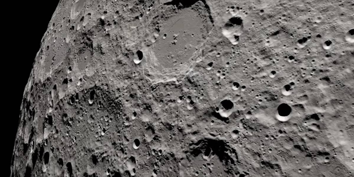 NASA faz impressionante recriação da paisagem lunar em qualidade 4K