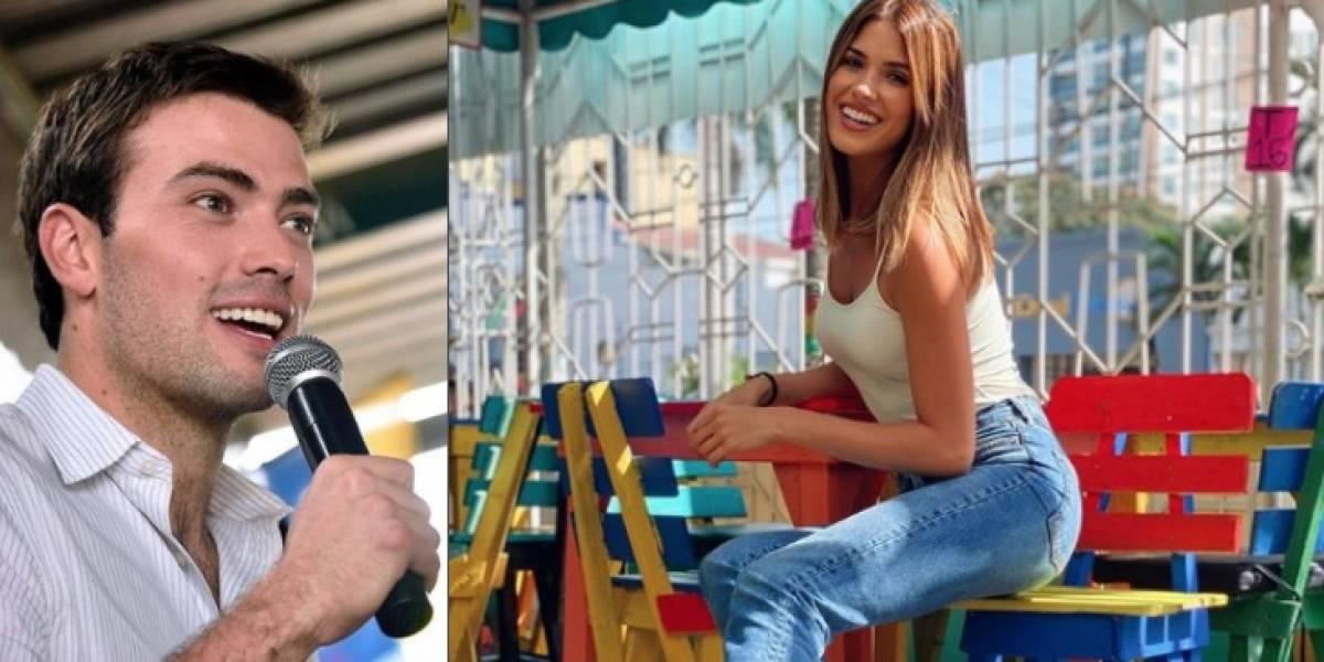 ¿Gabriela Tafur y Esteban Santos son pareja? Aunque lo niegan, sus redes dicen lo contrario