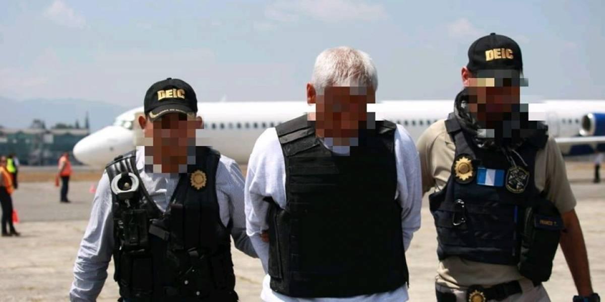 """Retornado es capturado por asesinato y delitos por caso """"Dos Erres"""""""