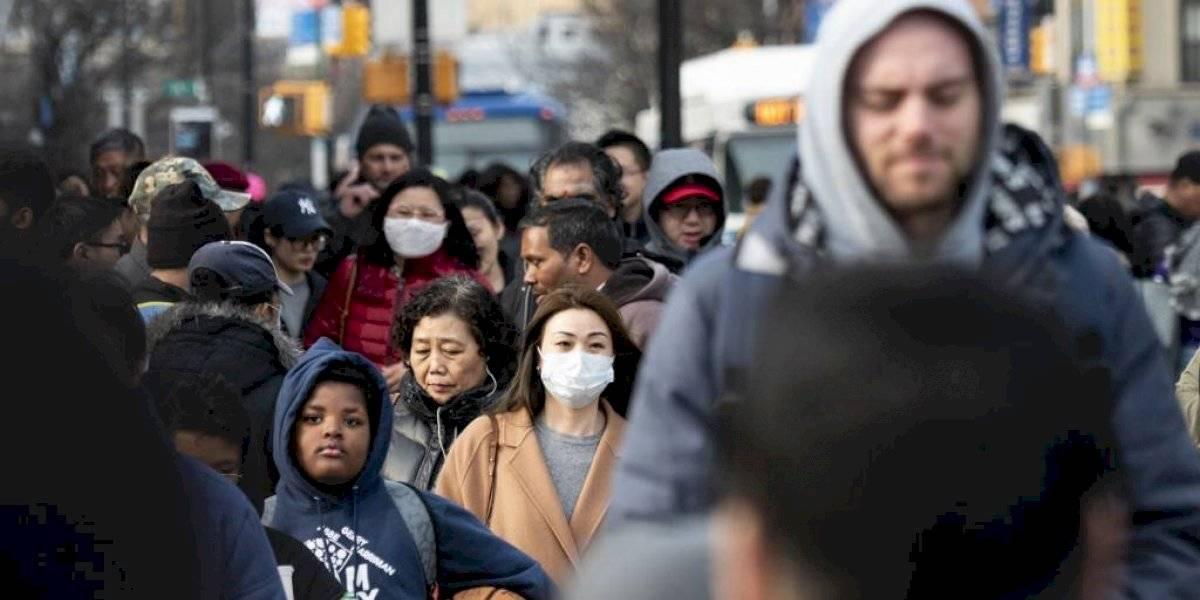 Sube a nueve el balance de fallecidos por coronavirus en Estados Unidos