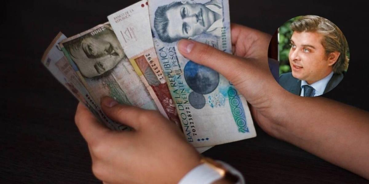 """Banquero colombiano está dispuesto a ceder su riqueza: """"la riqueza no trae felicidad"""""""