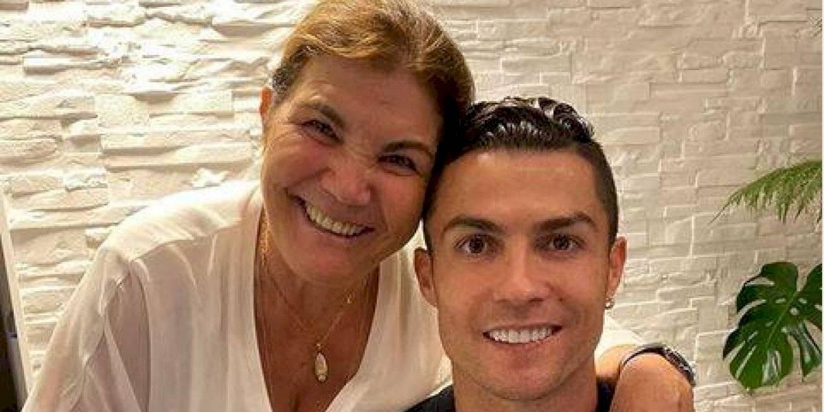 Madre de Cristiano Ronaldo operada de emergencia por accidente cerebrovascular