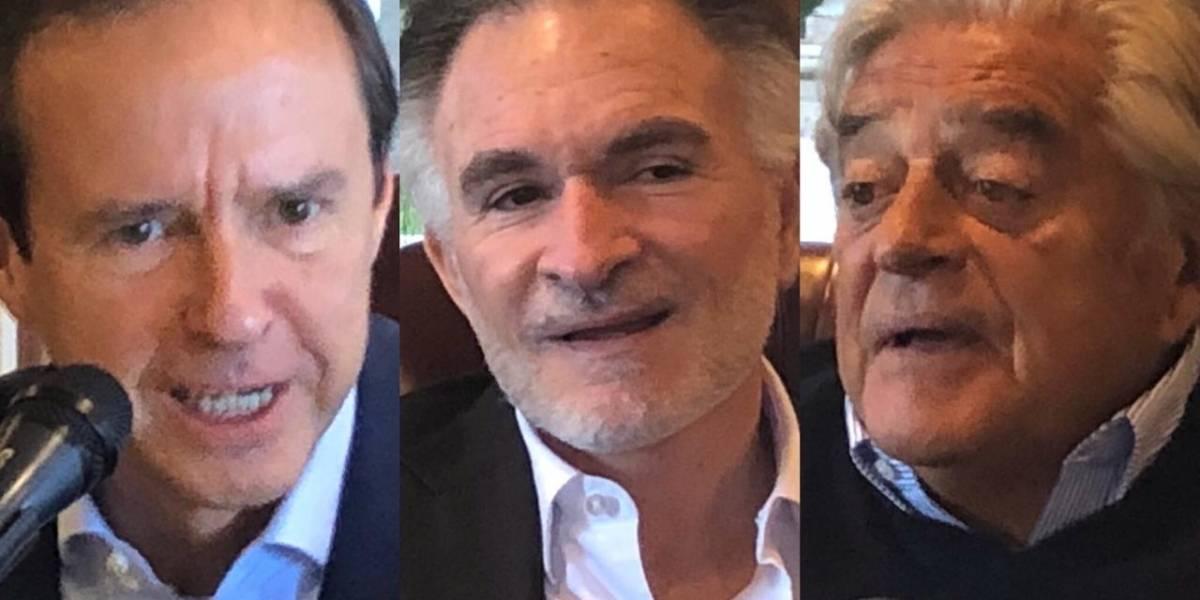 Expresidentes de Uruguay y Bolivia recomiendan la unión centroamericana