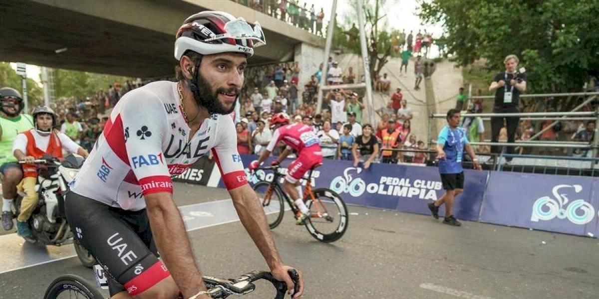 Fernando Gaviria, ¿el ciclista colombiano que está infectado con coronavirus?