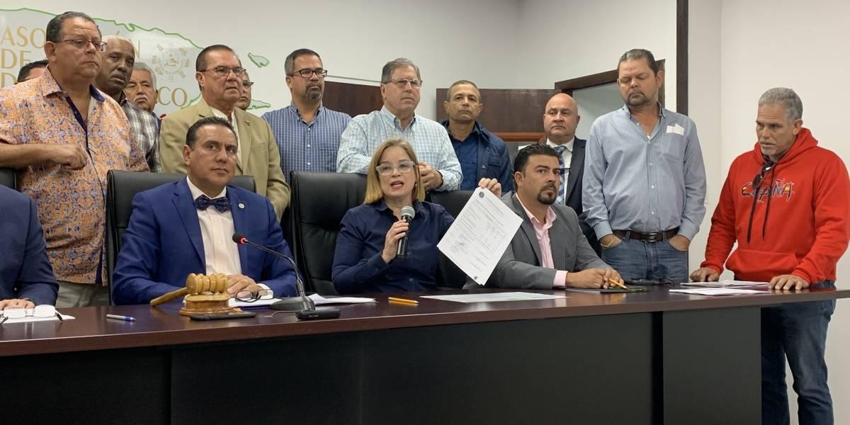 Alcaldes insisten se quedarán inoperantes