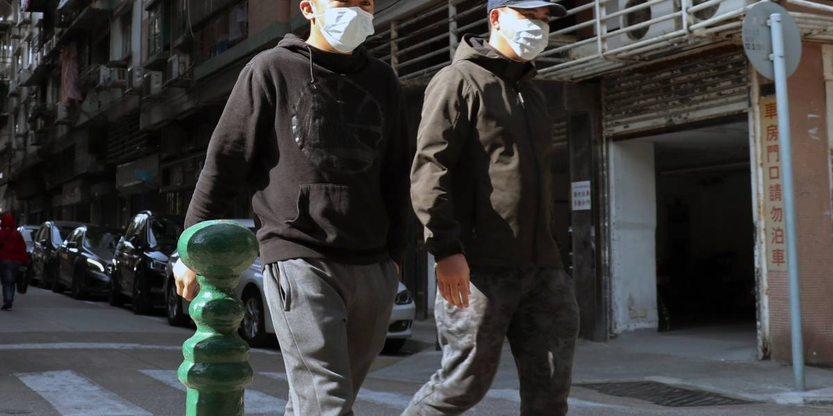 Coronavírus: sobe para 101.988 o número de pessoas infectadas no mundo